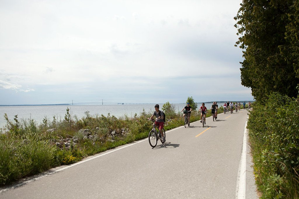 Getting From Traverse City To Mackinac Island