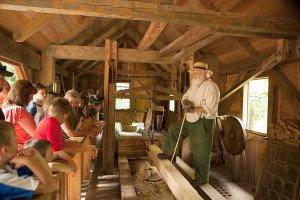 Sawmill Interpretation