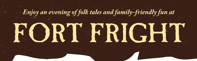 2016 Fort Fright Banner