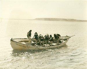 Coast Guard Mackinac Island Drill