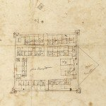 7. Lotbiniere plan 1749 map