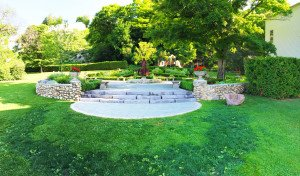 Mackinac Island Peace Garden