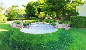 Mackinac Island Peace Garden