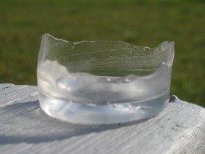 glass base