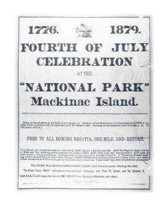 The National Park proved popular with island visitors.