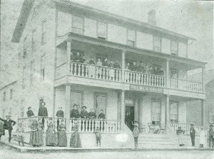 The Palmer House, Ca. 1880