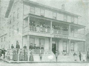 The Palmer House, Ca. 1880