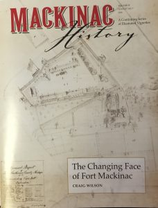 Changing Face of Fort Mackinac