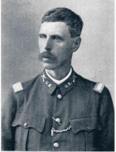 Lieutenant Edmund Smith, 1890-92