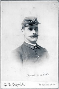 Private Amos Wilkie
