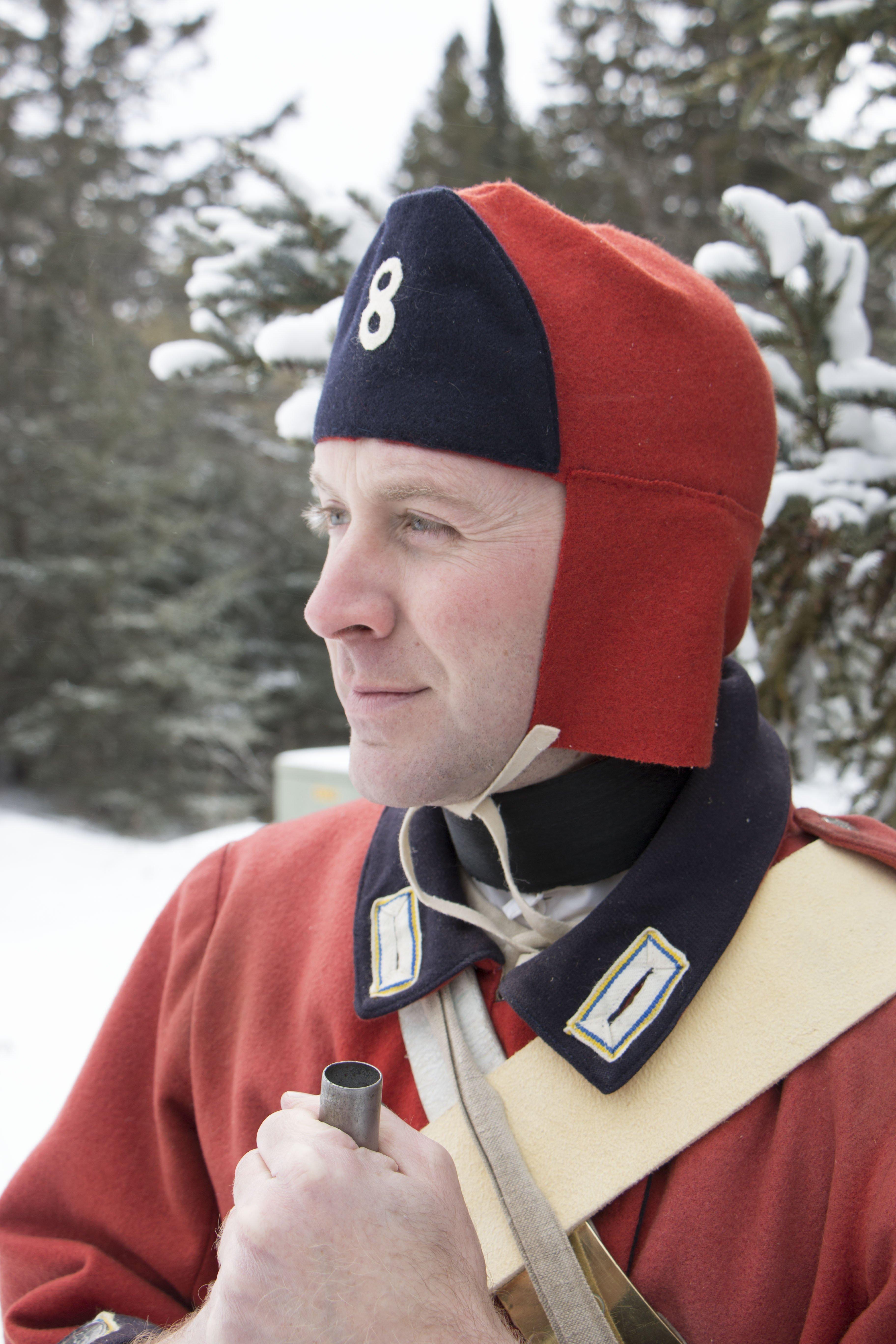Surviving the Canadian Climate: British Winter Uniforms   Mackinac ...