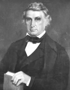 Dr. William Beaumont served at Fort Mackinac from 1820 to 1825 and at Fort Howard from 1826 to 1827.