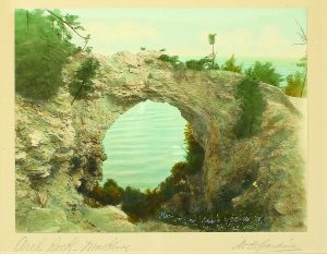 Gardiner Arch Rock