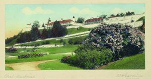 Gardiner Fort Mackinac