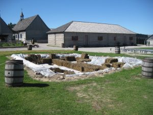 Site packed for end of the 2016 field season.