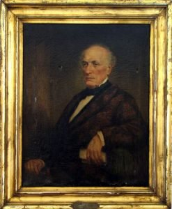 Josephus Conn Guild (1802-1883) Judge, Legislator, Railroad Founder