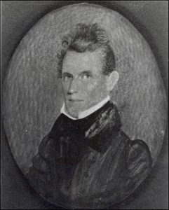 Washington Barrow (1807-1866) Congressman, Newspaper editor, Attorney General of Tennessee