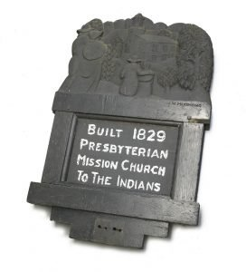 Mission Church sign