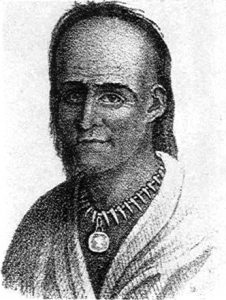 The Miami leader Little Turtle was instrumental in coordinating the indigenous coalition which repeatedly defeated American forces in the late 1780s and early 1790s.
