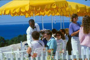 The Tea Room, ca. 1990.
