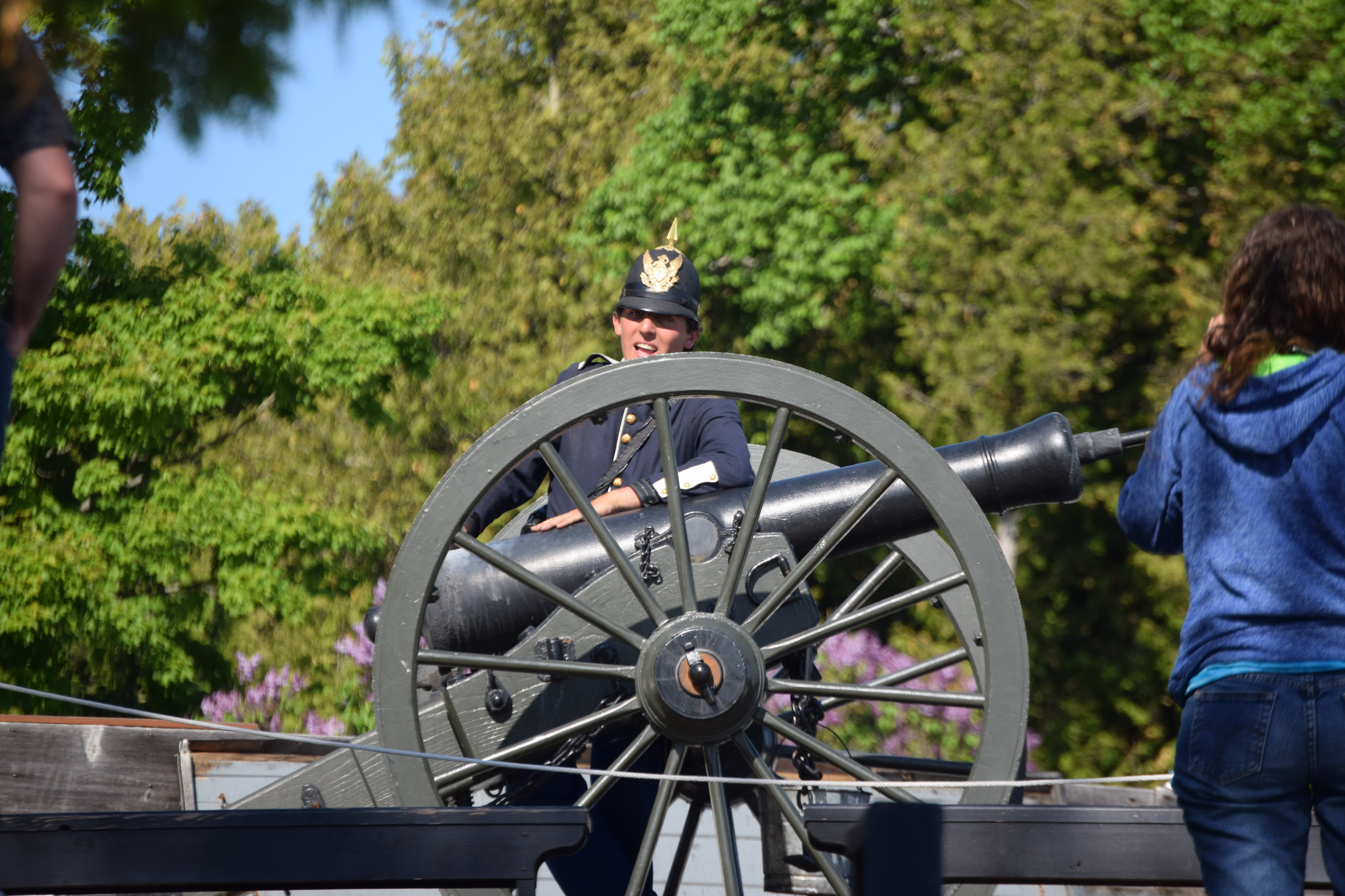 Fort Mackinac Archives - Mackinac State Historic Parks