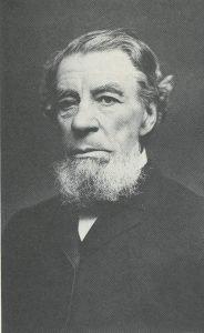 A picture of Gurdon Hubbard.