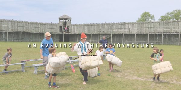 Evening with the Voyageurs