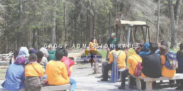 Group Admission Rates