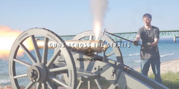 Guns Across the Straits