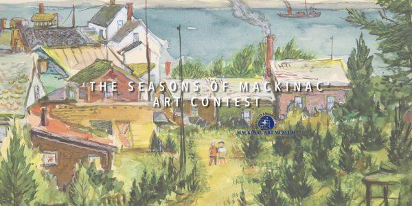 Mackinac Art Museum - Seasons of Mackinac