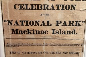 National Park July 4 Poster