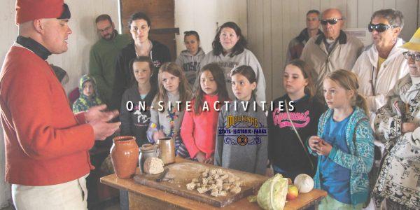 On-Site Activities
